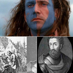 WILLIAM WALLACE - 1305